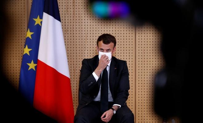 Fransa'da generallerden Macron'a iş savaş uyarısı