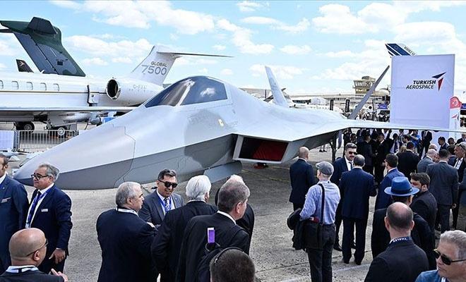 İşte Türkiye'nin milli savaş uçağı