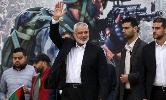 Heniyye, tekrar Hamas'ın Siyasi Büro Başkanlığına seçildi