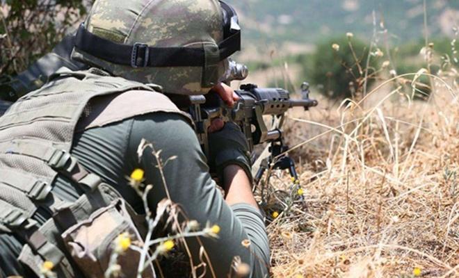 Tunceli'de 3 PKK mensubu öldürüldü