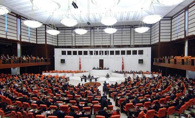ABD'nin sözde Barış Planı Meclis'te 5 partinin ortak bildirisiyle kınandı