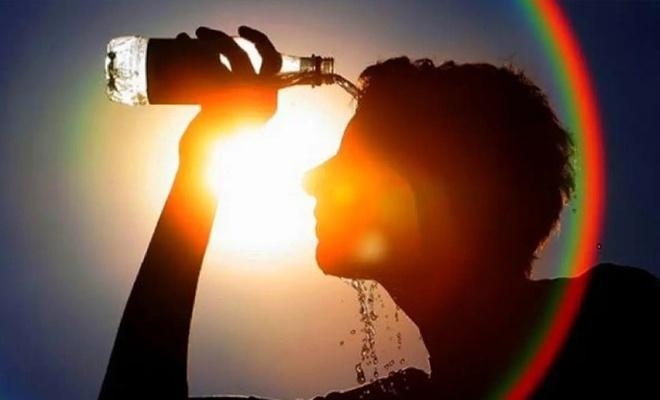 Cizre'de sıcaklık rekoru!