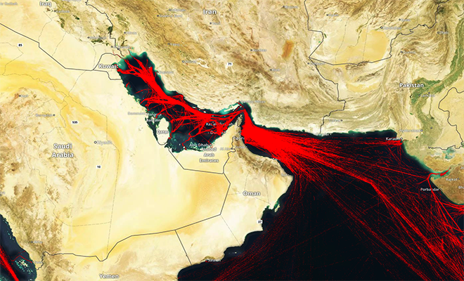 Rusya ve İran'dan Hürmüz Boğazı'nda ortak tatbikat