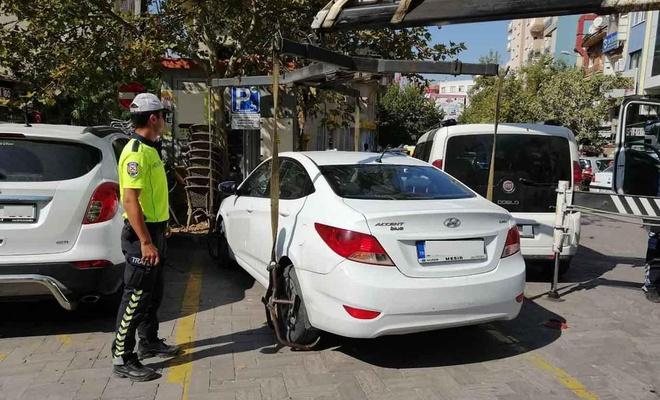 Türkiye genelinde engelli park yerleri denetlendi: Bin 197 araç ile sürücüye işlem yapıldı