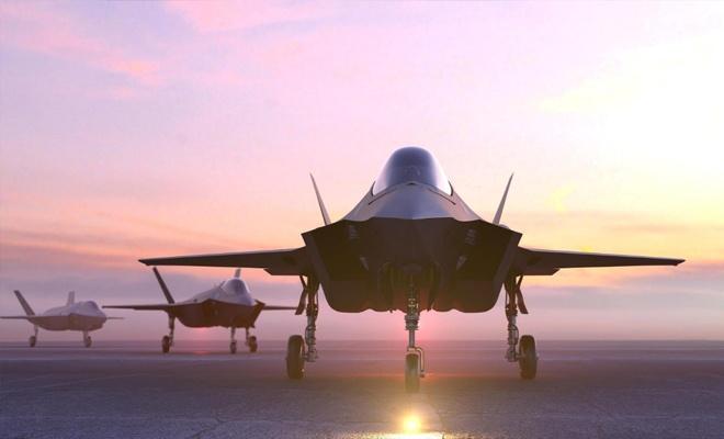 'F-35 radara yakalandı' iddiası