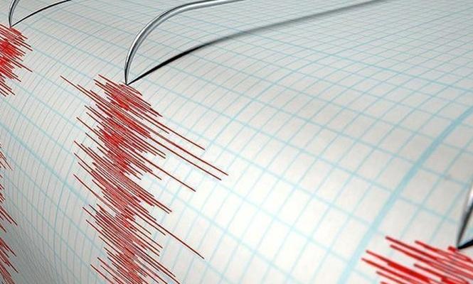 Endonezya`da 5,7 büyüklüğünde deprem