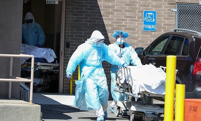 ABD'de koronavirüsten ölenlerin sayısı 12 bin 911'e yükseldi