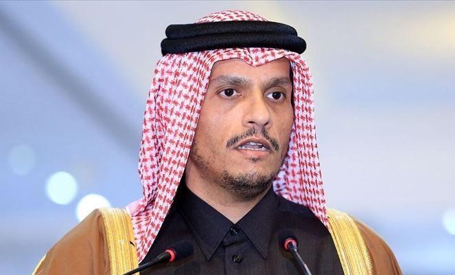 Katar'dan işgal rejimiyle 'normalleşme' açıklaması!