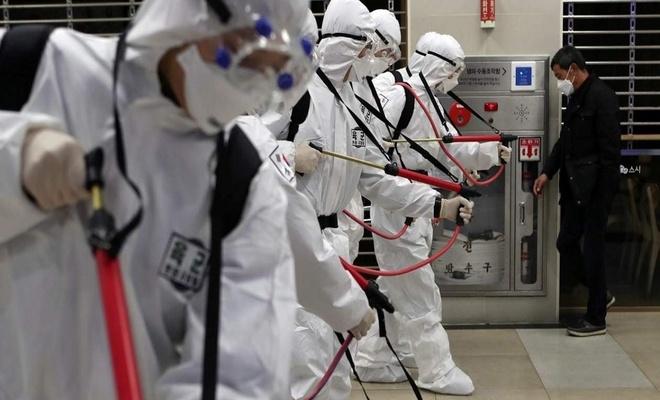 Güney Kore'de Coronavirus vaka sayısı 11 bin 441'e yükseldi