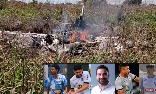 Uçak kazası: 5 ölü!