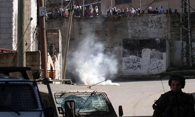 Kasten Filistinlilerin eşyalarını tahrip ediyorlar