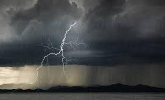 2 il için fırtına ve sağanak uyarısı