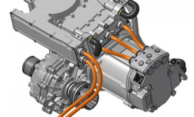 Normal otomobilleri elektrikli hale çeviren motor