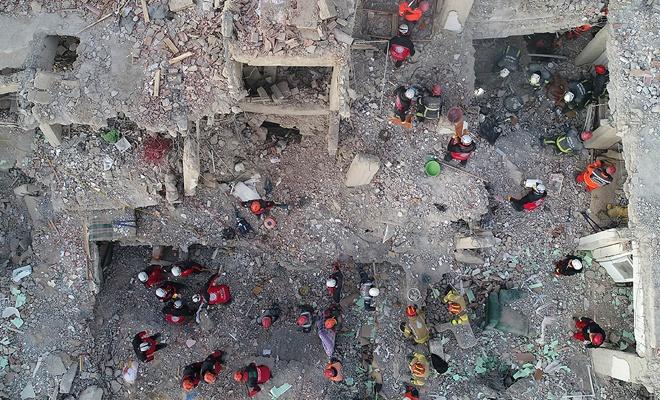 Elazığ depreminde yaşananlar!