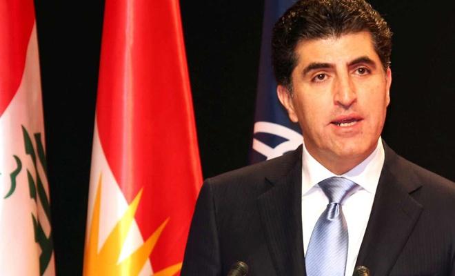 Türkmen Cephesinden Barzani'ye tam destek