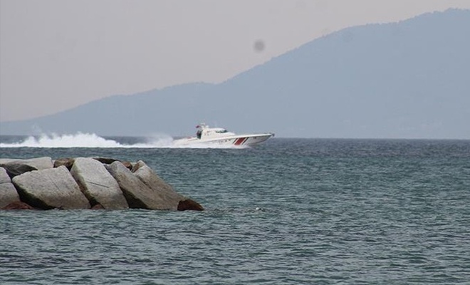 Ege Denizi`nde tekne battı: 6 ölü