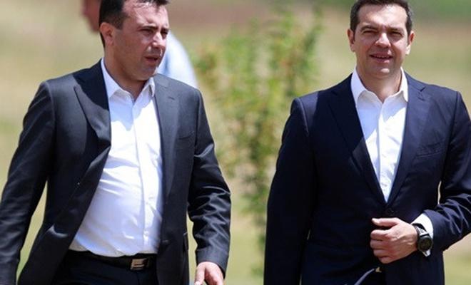 Yunanistan Makedonya ile isim anlaşmasını onayladı