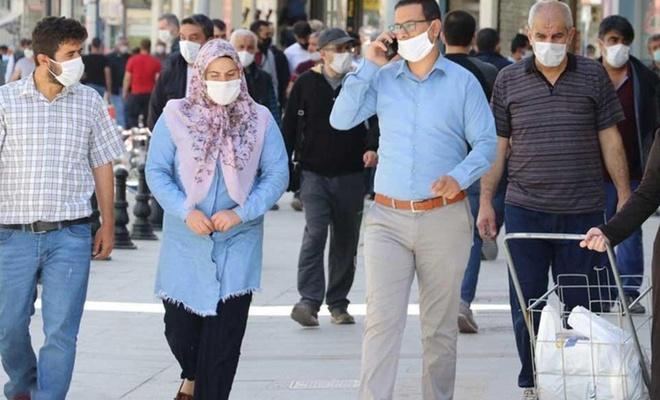 Bir ilimizde daha maske takmak zorunlu hale geldi