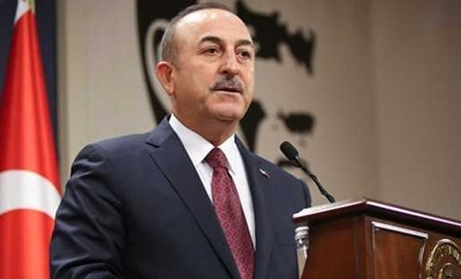 Bakan Çavuşoğlu'ndan önemli görüşme
