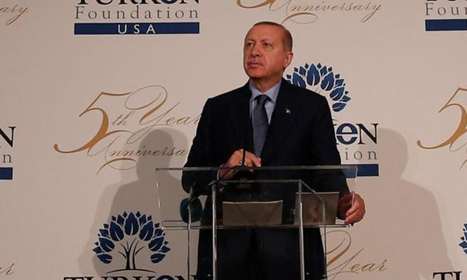 Erdoğan: Fırat`ın doğusu için de adım atılacak