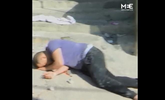 İşgal çetesi saldırısında Ömer El Haysem Şehid oldu