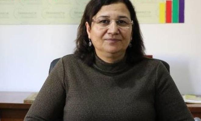 Diyarbakır'da Mahkeme, Leyla Güven'e verilen 22 yıl 3 ay hapis cezasını hukuka uygun buldu
