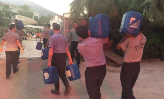 MSB: TSK yangın söndürme çalışmalarında görev yapıyor