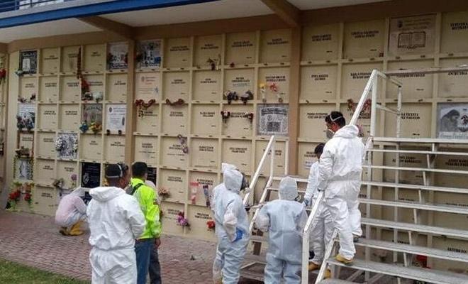 Ekvador'da 85 kişide Delta varyantı tespit edildi