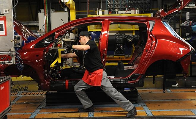 İngiliz otomotiv endüstrisinin Brexit endişesi