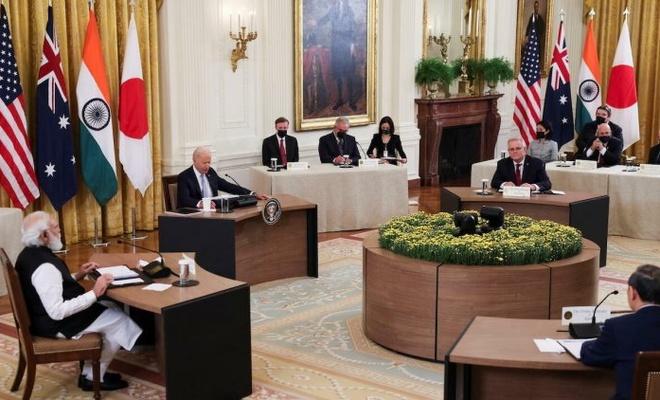 ABD'deki Quad zirvesi ile 'Asya'da güç dengesi oluşturma' hedefi