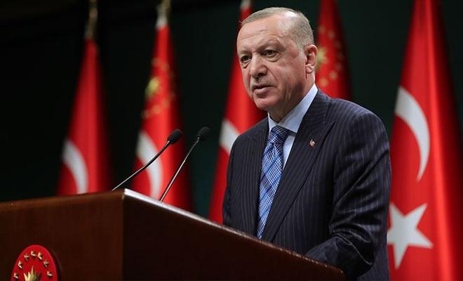 Cumhurbaşkanı Erdoğan: Bırakın gidenler gitsin!
