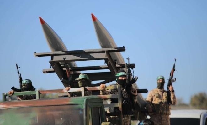 Hamas'tan işgal çetesine uyarı