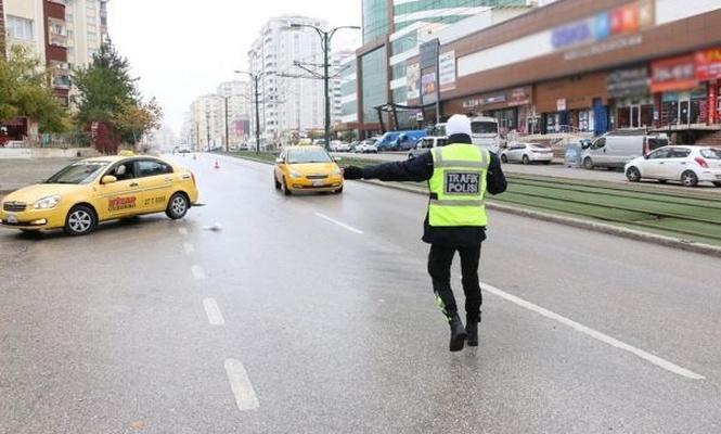 Taksi şoförlerine 330 bin TL ceza kesildi
