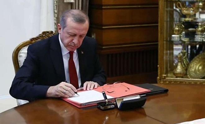 Büyükelçilerin görev değişikliğiyle ilgili atama kararları yayımlandı