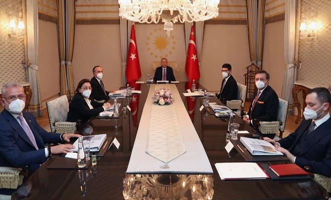 Türkiye Varlık Fonu AŞ Yönetim Kurulu toplandı