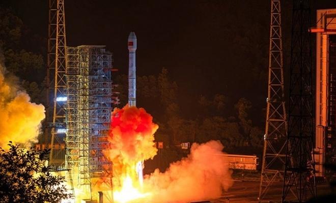 Çin uzaya yeni bir navigasyon uydusu gönderdi