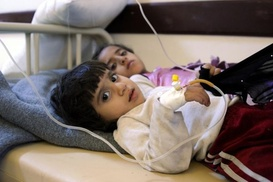 Yemen`de kolera salgını can almaya devam ediyor