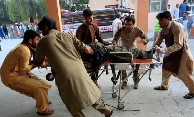 Afganistan'daki cami saldırısında ölenlerin sayısı artıyor
